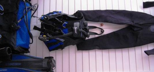 Equipo buceo cressi - chica s