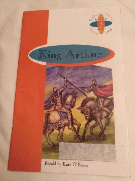King arthur. burlington books