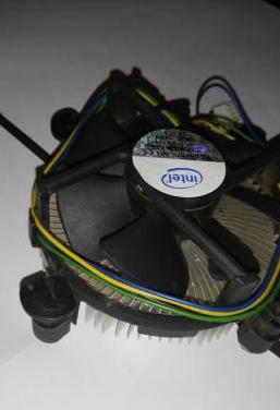 Ventilador/disipador pc intel