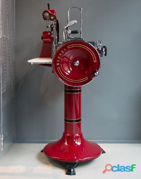 Máquina de corta berkel modelo h9 nr.11346 rojo