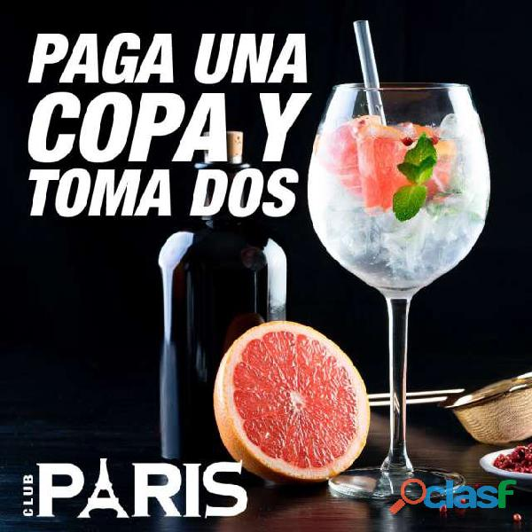 STRIP CLUB SHOWGIRLS PARIS PAGA 1 COPA TOMA 2 TODAS LAS TARDES