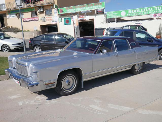 Ford lincoln continental '75