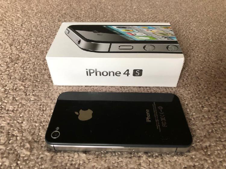 Iphone 4s de 16gb impecable