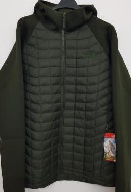 The north face thermoball hybrid t-xl