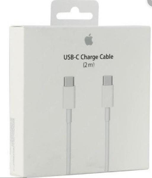 Apple original cable carga y datos usb-c nuevo / 2