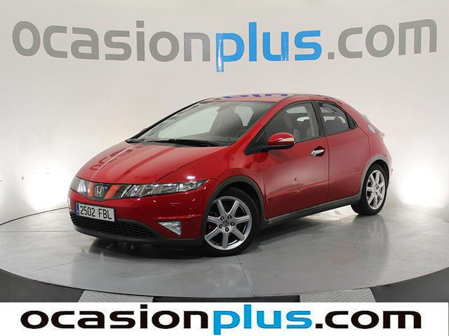 Honda civic 2.2 i-ctdi executive (140 cv)