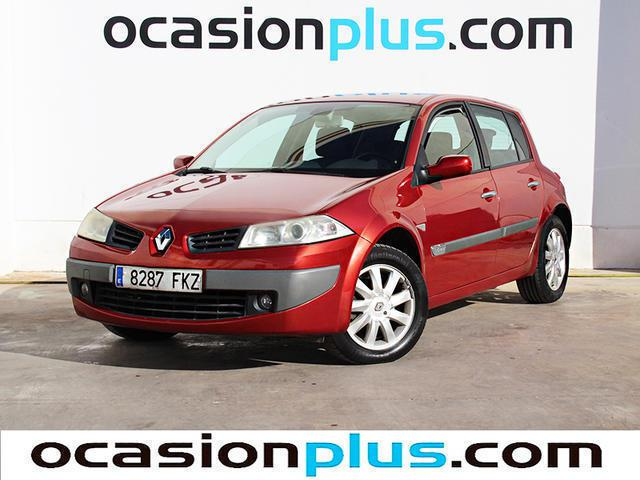 Renault megane 1.6 16v emotion 2008 (110 cv)