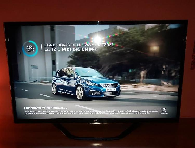 "Tv led lg 47la640s 47"" full hd 3d - smart tv"