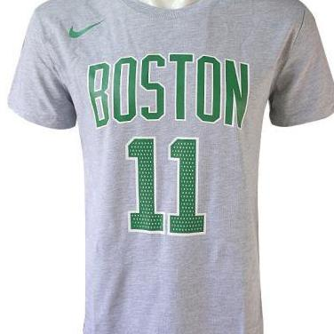 Camiseta nba boston celtics irving grey