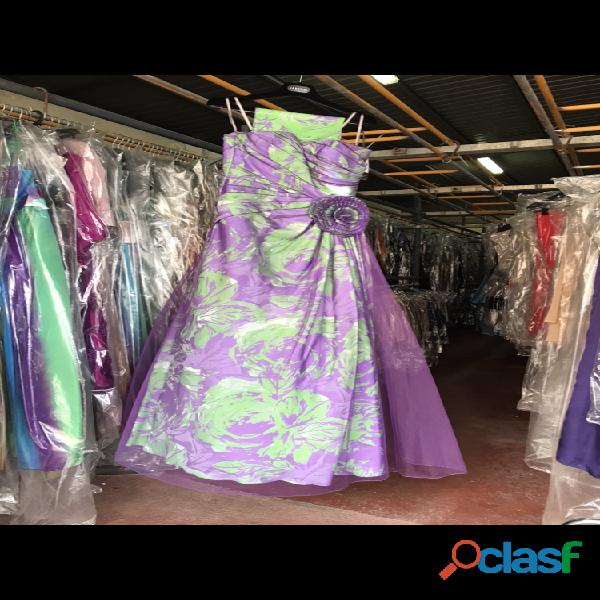 Lote vestidos de fiesta cabotine liquidacion
