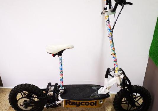 Patinete electrico raycool cross country 1000w