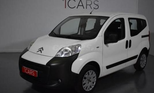 Citroen Nemo Combi Hdi 80cv Seduction 5p.