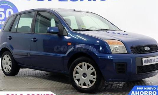 Ford fusion 1.4 tdci ambiente 5p.