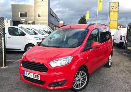 Ford tourneo courier 1.0 ecoboost 74kw 100cv titan