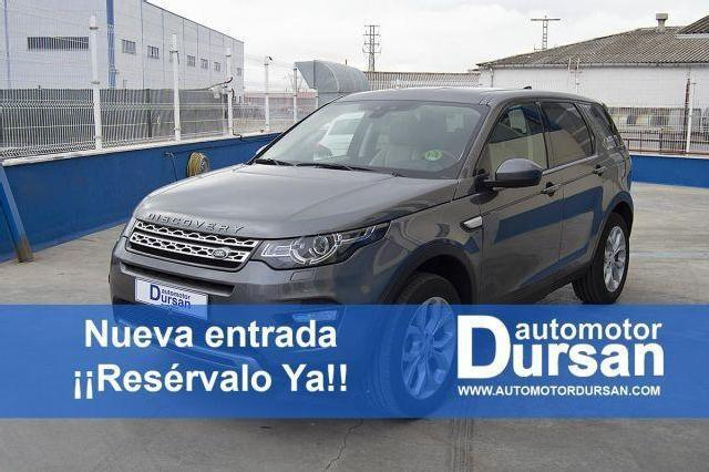 Land rover discovery land rover sport 2.0l td4 180cv 4x4