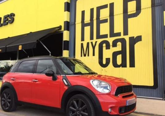 Mini countryman 2.0 cooper sd 5p.