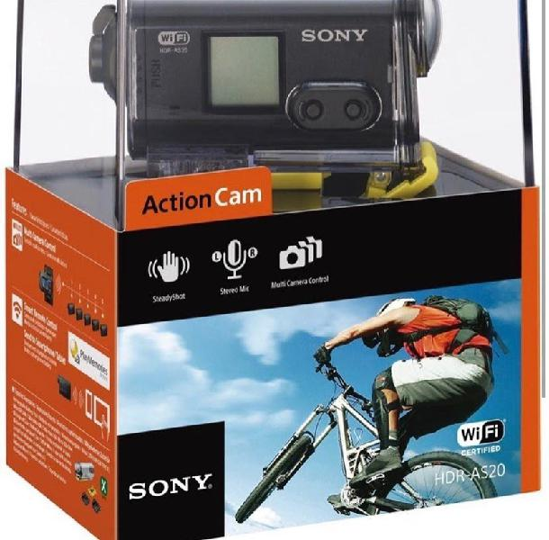Sony action cam 200