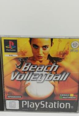 Beach volleyball ps1