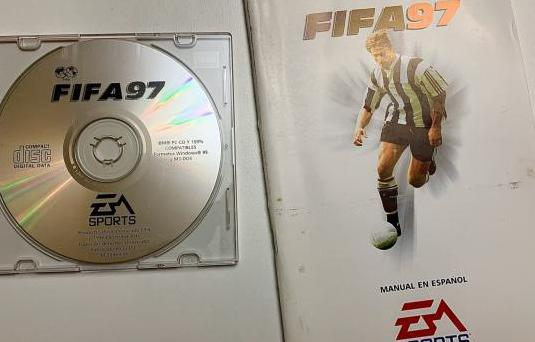 Fifa 97 para pc y manual del usuario