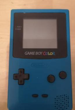 Gameboy color supermario