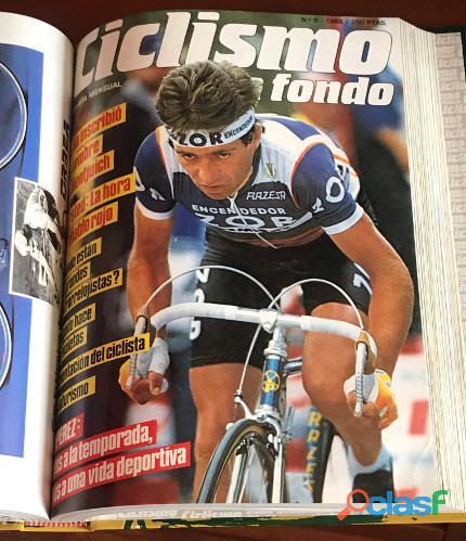 Lote de libros Ciclismo a fondoLote de libros Ciclismo a fondo 1