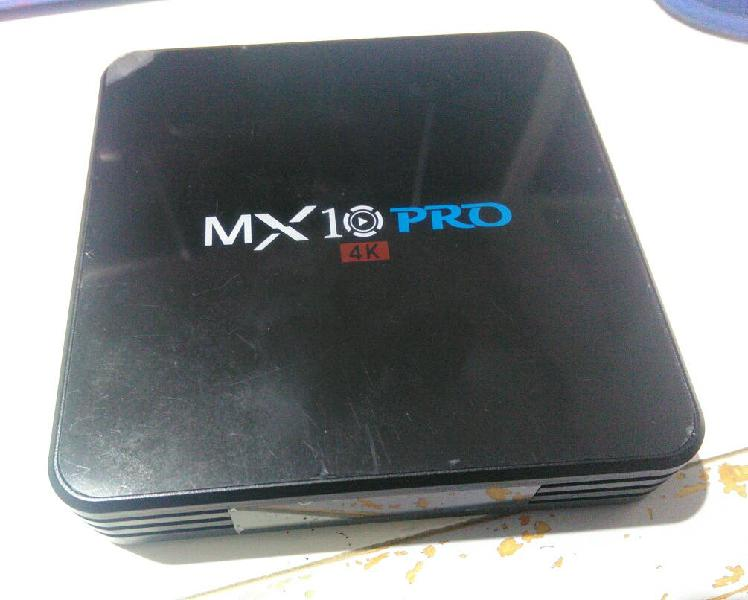 Android tv box - mx10 pro