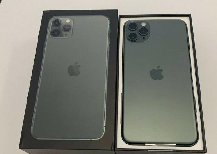 Apple iphone 11 pro 64gb = $600, iphone 11 pro max 64gb =