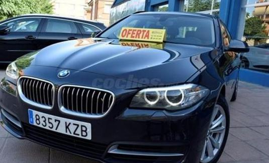 Bmw serie 5 518d touring 5p.