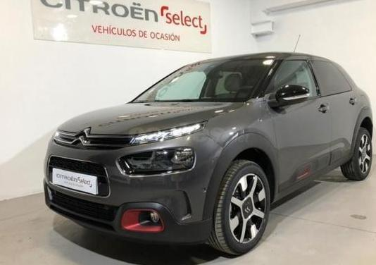 Citroen c4 cactus bluehdi 88kw 120cv eat6 shine 5p