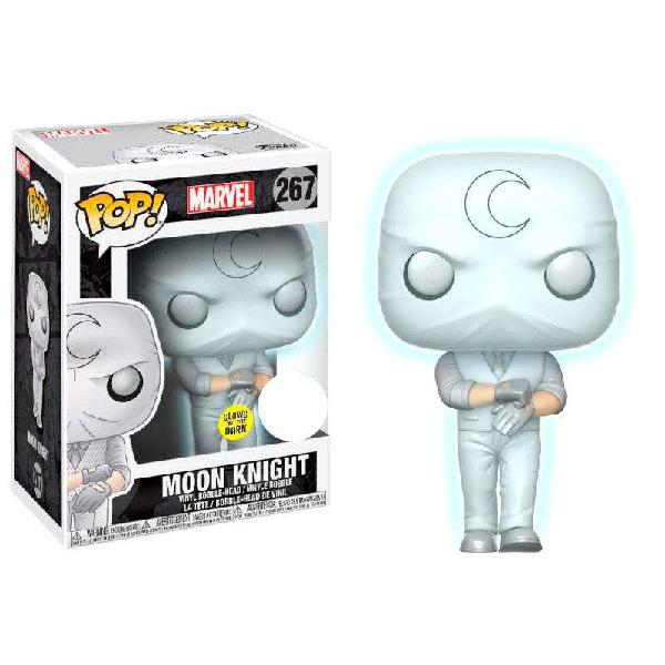Funko pop! marvel moon knight glow in the dark