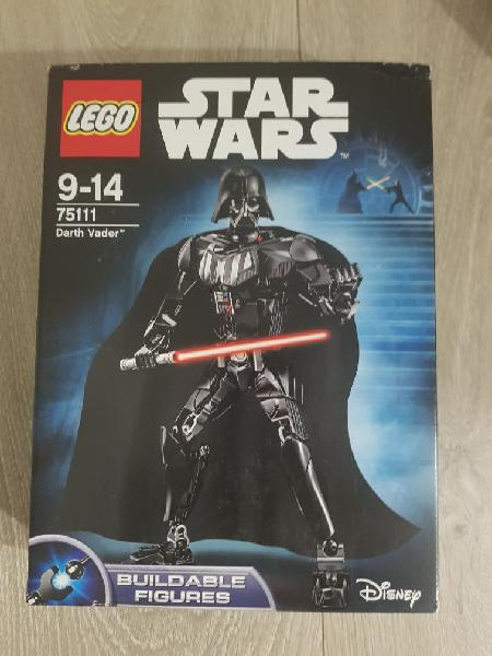 Lego star wars - darth vader, multicolor (75111)