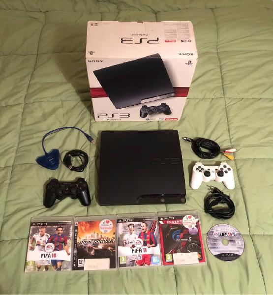 Play station 3 120 gb