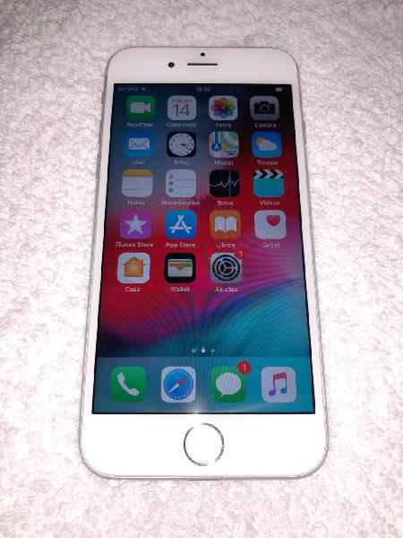 Iphone 6s 16gb libre gris impecable