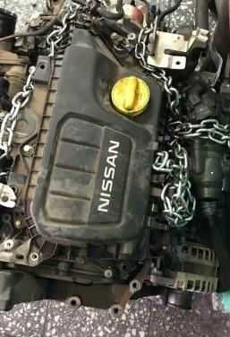 Motor completo nissan