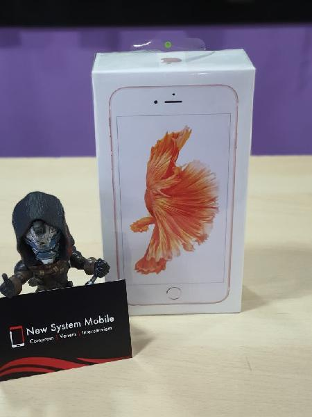 Iphone 6s plus 32gb rose gold precintado