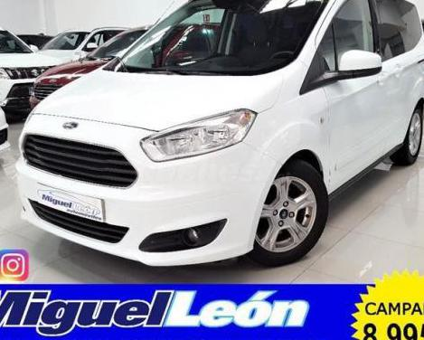 Ford tourneo courier 1.5 tdci 55kw 75cv trend 5p.