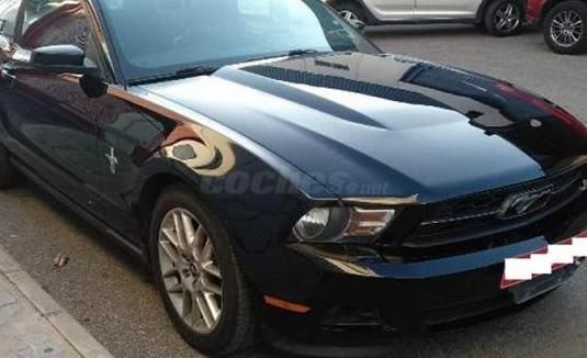 Ford mustang 5.0 tivct v8 418cv mustang gt a.fast.