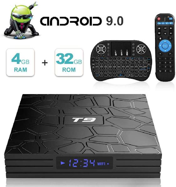 Tv box 9.0 android
