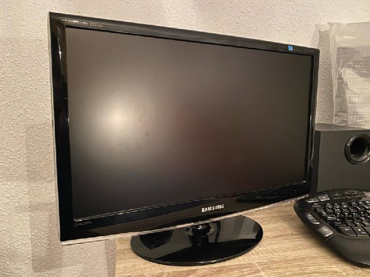 "Tv monitor syncmaster 23"" hd"