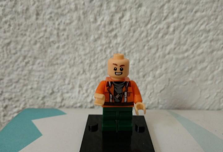 Figura lego star wars. rowan. no original