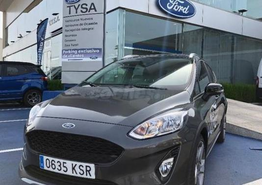 Ford fiesta 1.0 ecoboost 63kw active ss 5p 5p.