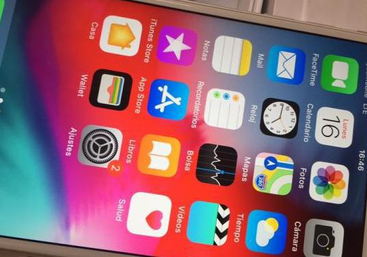 Iphone 6 plus 16gb libre blanco