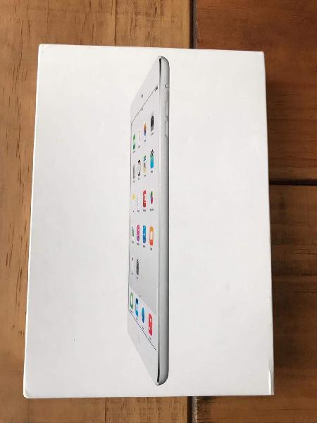 Ipad mini 16gb plata - apple
