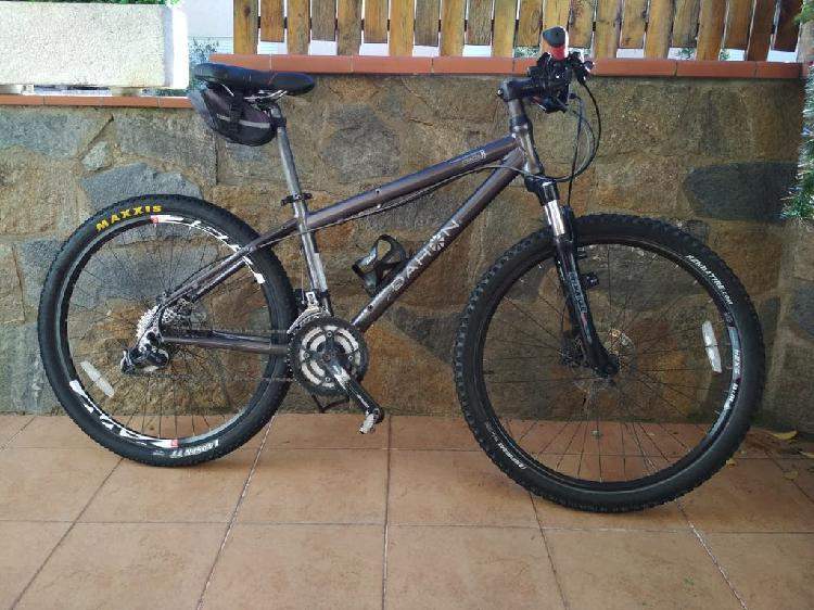 Mountain bike plegable dahon