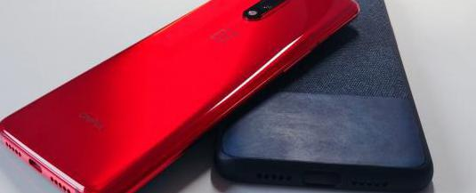Oneplus 7 (8 256) red