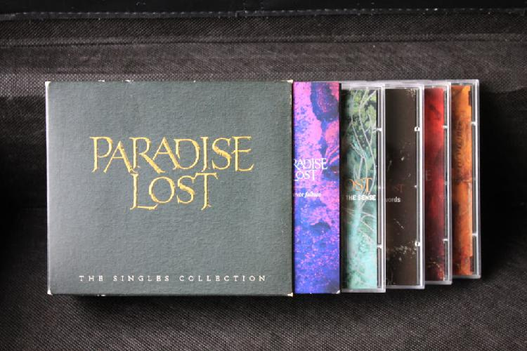 Paradise lost - the singles collection (5 ep)