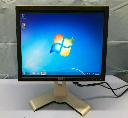 "Monitor dell 1708 fpt 17"" regulable"