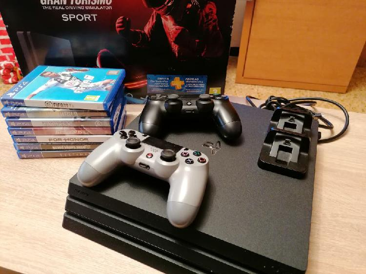 Ps4 version pro y regalo