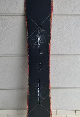 Tabla snowboard burton custom x