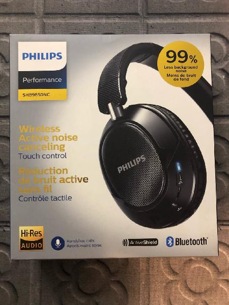 Auriculares philips shb9850nc/00